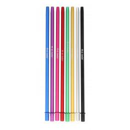 Tuyau verre & silicone GH-S25