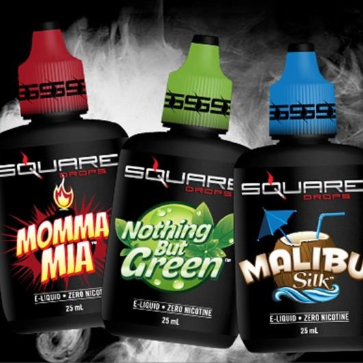 E-Liquide SQUARE DROPS