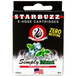 E-HOSE STARBUZZ cartridges