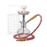 Cachimba VENTO : Couleur:ROSE CLAIR, Taille:T.U