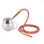 MYA COPPA Hookah : Color:ROSE CLAIR, Size:T.U