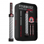 STARBUZZ WIRELESS SHISHA MINI : Color:BLANC, Size:T.U
