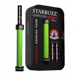 STARBUZZ WIRELESS SHISHA MINI : Color:VERT, Size:T.U
