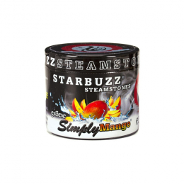 Starbuzz steam stones goût Simply Mango