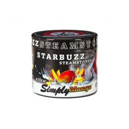 Starbuzz steam stones goût Simply Mango