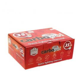 CARBOPOL RING 35mm Quick Light Charcoal