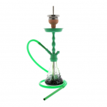 AMY 450 VOLCANO Hookah : Size:T.U, Color:GREEN-GREEN
