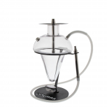 ODUMAN N5 Hookah : Color:CLEAR, Size:T.U