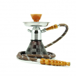 MINI MYA Hookah : Size:T.U, Color:VIOLET