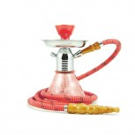 MINI MYA Hookah : Size:T.U, Color:ROSE CLAIR