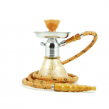MINI MYA Hookah : Size:T.U, Color:AMBRE