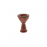SAPHIRE HOT SHOT RT Bowl : Size:T.U, Color:TERRA COTTA