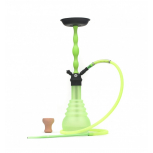 Cachimba MS SAMBA : Taille:T.U, Couleur:VERT FLUO