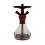 EL-BADIA CELESTE X1 Special Edition Hookah : Color:REDSKIN, Size:T.U