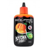 E-liquido SQUARE DROPS 25ml : Couleur:STONE FRUIT, Taille:T.U