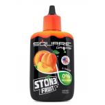 E-Liquido SQUARE DROPS 25ml : Couleur:STONE FRUIT, Taille:T.U