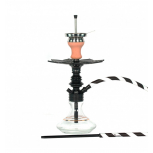 Ms Leão Hookah : Color:BLACK / BAT BLACK, Size:T.U