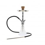 Shisha Mya Melina : Taille:T.U, Couleur:CHROME/FROSTED WHITE