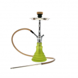 Shisha Mya Melina : Taille:T.U, Couleur:CHROME/FROSTED GREEN