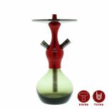 El-badia C1 Hookah : Color:DIABLO, Size:T.U