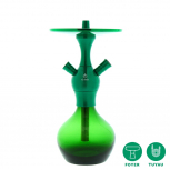 El-badia C1 Hookah : Color:GREEN MINT, Size:T.U