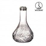 Wookah Bottle : Size:T.U, Color:FLAMES
