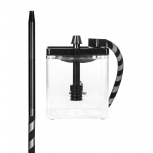 Shisha MS MICRO : Couleur:CLEAR / BLACK, Taille:T.U
