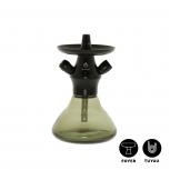 EL-BADIA XS Hookah : Size:T.U, Color:BLACK