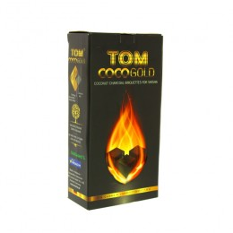 Charbons TOM COCOCHA 3Kg GOLD