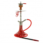 AMY SS10 Hookah : Size:T.U, Color:RED