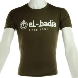 T-shirt El-badia Kaki