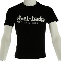 T-shirt El-badia Noir