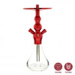 CELESTE X3 shisha pipe : Size:T.U, Color:RED