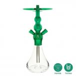 CELESTE X3 shisha pipe : Size:T.U, Color:GREEN