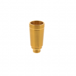 EL-BADIA C5-C7 hose outlet : Size:T.U, Color:GOLD