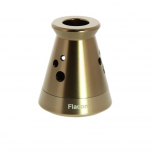 Flacon: 1-coal heating system : Color:BRONZE, Size:T.U