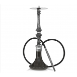 HARDWOOD HOOKAH SUPREME : Size:T.U, Color:BLACK DEEP BLACK