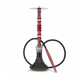 HARDWOOD HOOKAH SUPREME : Size:T.U, Color:AIR BLACK RED BLACK