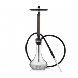 Chicha Conceptic Red Carbon : Color:CLEAR, Size:T.U