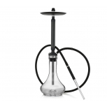 Chicha Conceptic Black Carbon : Color:CLEAR, Size:T.U