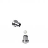 Wookah valve : Size:T.U, Color:POUR WOOKAH V2 CLICK