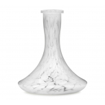 Vase Hw : Size:T.U, Color:DOTTED WHITE