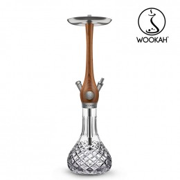 Chicha WOOKAH WALNUT CRYSTAL CLICK