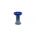 Foyer Hookah John 80feet Zomo Edition : Size:T.U, Color:TROPICAL BLUE