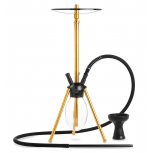 MS VENOM Hookah : Size:T.U, Color:GOLD