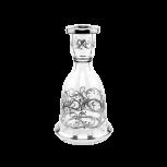 MIG Vase : Color:AIR FORCE SILVER, Size:T.U