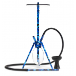 Chicha Ms Venom Camo : Size:T.U, Color:BLUE