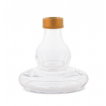 Vase Scorpio Stinger Carbon : Size:T.U, Color:GOLD