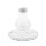 Vase Scorpio Stinger Carbon : Size:T.U, Color:SILVER