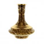Vase Cristal Egermann Ufo Genie 30cm : Size:T.U, Color:OPAL - AVENTUR. GOLD